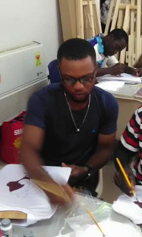 Ambassador: Ekome founder of EkomeKrom & Designer